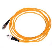 Buy Fiber Optic Patch Cord FC To FC Multimode Simplex at wholesale prices