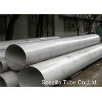 Quality ASTM A358 Class 1 TP316L Stainless Steel Round Tubing 1.4404 SS Pipe Welding for sale