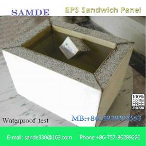 Eco friendly insulation eco building company exterior cladding panels
