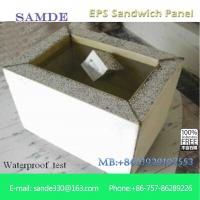 Buy Eco friendly insulation eco building company exterior cladding panels at wholesale prices