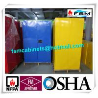 Quality Steel Flame Resistant Cabinet Hazmat Locker For Corrosive Liquid In Chemical for sale