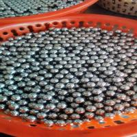 China Gcr15 steel ball bearing steel ball chrome steel ball for sale