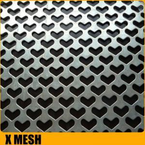 Buy cheap offer aluminum perforated metal mesh/Perforated Aluminum metal mesh from wholesalers