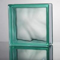Quality Turquoise Glass Block for sale