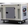 Low Noise 4 Stroke Portable Generator , 12kw Gasoline Power Generators OHV IP23 for sale
