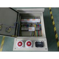 Buy Metal box with industrial power socket outlet at wholesale prices