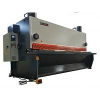 China Qc11y - 8*2500 Hydraulic Press Brake CNC 8t 2500mm Steel Plate Welding Structure Guillotine on sale