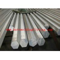 Quality A276 904L Stainless Steel Bars Hexagonal Steel Bar Size S3mm - S180mm for sale