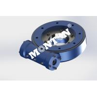 Quality Horizontally Mounted Hydraulic Slew Drive For Aerial Working Platform for sale