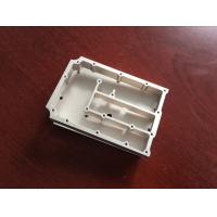 Quality 6063 Aluminum Sandblasting oxidation 4 Axis CNC Machining Parts Aluminum Enclosure for sale