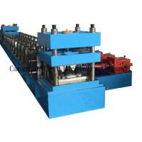 Buy cheap 2 or 3 Waves Highway Safety Standard Size W Beam Guardrail Making Machine from wholesalers