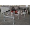 linear vibrator sieve screener for pharmaceutical powder vibrating sieve for sale