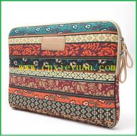 China Pop Fashion Bohemia Laptop Sleeve Case 10,11,12,13,14,15 inch Computer Bag, Notebook on sale