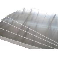 China Mill Finish Flat Aluminum Sheet 6061 Aluminum Silicon Magnesium Alloy on sale