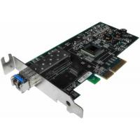 Quality SFP LC Fiber Nic Card For HP IBM DELL Server , 1000M Intel 82571EB Chipset for sale