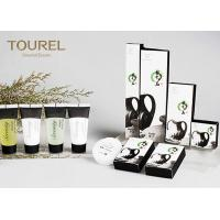 Buy Plant Essential Hotel Bathroom Amenities Travel Shampoo Soap Set at wholesale prices