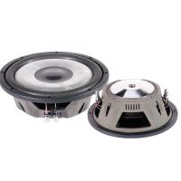 China Silver 12 Competition Car Subwoofers Car Speakers With Heavy Duty Basket for sale