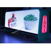 Quality High Brightness LED Taxi Sign For Advertising Windows XP / Vista / Win7 Software for sale