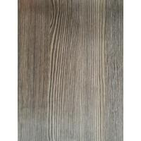 Quality Natural Look Wood Grain Finish Foil Paper 1270mm PU Painting Scratch Resistance For Drawers for sale