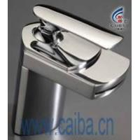 Quality Single Handle Waterfall Basin Mixer (CB-22007) for sale