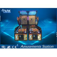 Buy cheap High Quality Coin Operated Amusement Luxury Basketball Game Machine For Sale from wholesalers