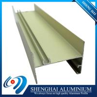 Quality Nigeria Hot Sales Aluminum Window Frames Profiles Fit for Africa Markets for sale