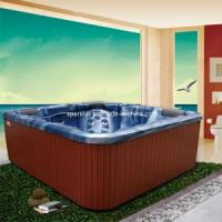Quality Acrylic Outdoor SPA with Massage, Recreation and Thermostat System for sale