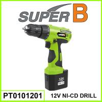 Quality 12V Ni-cd Cordless Drill; Professional Cordless Drill for sale