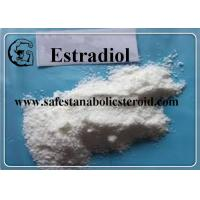Quality Estradiol E2 or 17β -estradiol Sex Hormone Present in Females and Males CAS 50-28-2 for sale