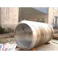 Buy Heavy Special Steel Forgings Tube , Petroleum Machinery Forged Rings at wholesale prices