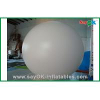 Quality White Color Beautiful Inflatable Balloon Commercial Giant Helium Balloons for sale