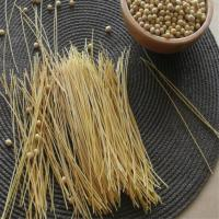 Quality Organic soybean spaghetti high protein, high fiber for sale