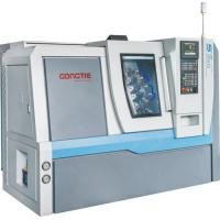 Buy cheap slant bed lathe with programmable blowing from wholesalers