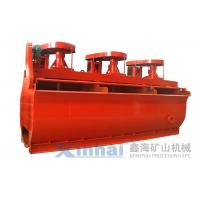 Quality Automatic Suction Air Flotation Cell Separating Noble Metal / Non - metal Mineral for sale