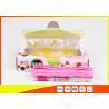 Buy cheap Packaging Pink Lip Zip Lock Plastic Bags , Custom Zip Lock Bags For Supermaret from wholesalers
