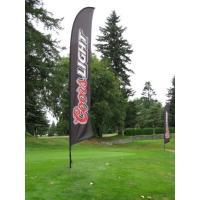Customized print feather banner,flying banner,indoor & outdoor advertising