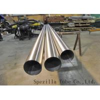 China High Purity Stainless Steel Welded Tube , Polished Stainless Steel Pipe on sale