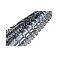 Haitian Extruder Screw Customize Size D8mm ~ D350mm  Coated Layer for sale