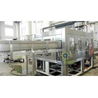 Quality Automatic PLC Hot Fruit Liquid Filling Machine High Capacity for sale