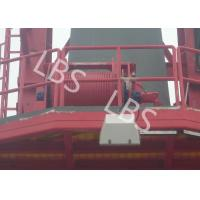 Quality Heavy Offshore MarineTower Crane Winch For Mobile Cranes , Crawler Cranes for sale