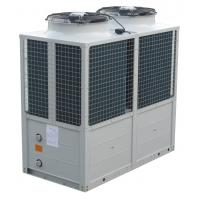 China Eco - Friendly 100kw Refrigerant Air Cooled Heat Pump Unit For Residential for sale