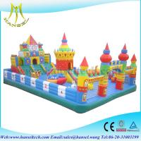 Quality Hansel Popular Inflatable Jumping Bouncer Clown Inflatable Bouncy Combo for sale