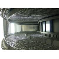 Stainless Steel Conveyor Belt For Food Industry , Food Processing Conveyors High Load