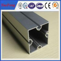 Quality stock aluminum extrusions from yuefeng aluminum technology, aluminum extrusion process for sale