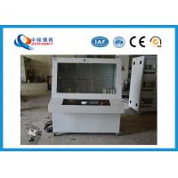 China Stainless Steel Electrical Resistivity Test Equipment For Solid Insulation Materials on sale