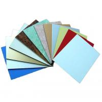 Quality Polyester Paint Aluminum Metal Composite Material , Exterior Building Cladding Panels for sale