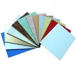Buy Polyester Paint Aluminum Metal Composite Material, ExteriorBuildingCladdingPanels at wholesale prices