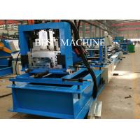 Quality Auto Change Size Purlin Roll Forming Machine Metal Structure 2 Years Warranty for sale