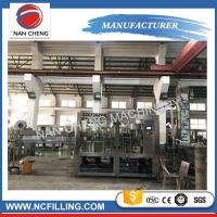 Quality Pet Bottle Soft Drink Water Carbonated Drinks Filling Machine Washing Filling Capping Machine for sale