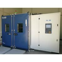 Quality Large Volume Climatic Test Chamber , Temperature Test Chamber 8-100m³ Automotive Integrated for sale